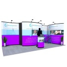 Messestand Instand