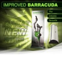 RollUp Banner Premium Barracuda