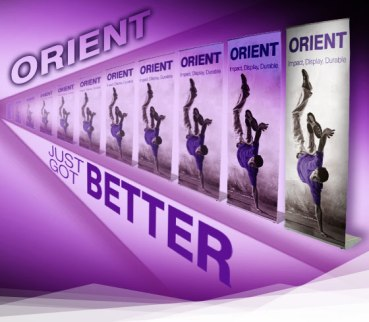 RollUp Banner Orient