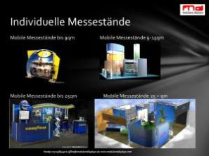 Mobile Messedisplays