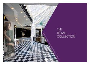 Einzelhandel- Broschüre